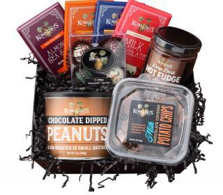 Kowalski's Chocolate Indulgence Gift Basket