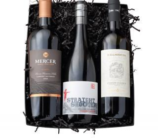 Red Wine Lover's Basket