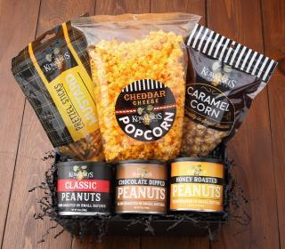 Snack Attack Signature Gift Basket