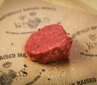 USDA Choice Tenderloin Steak