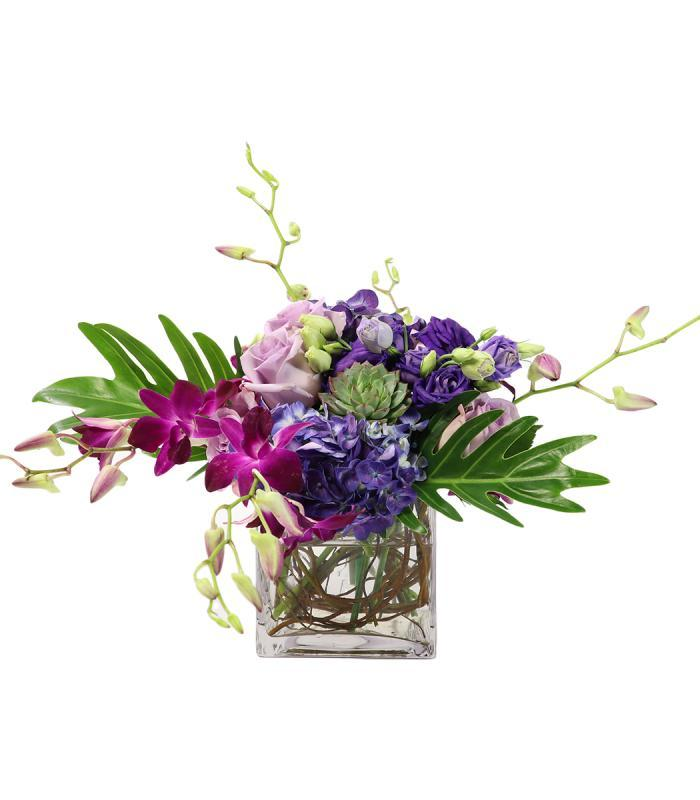 Amethyst Dream Floral Arrangement